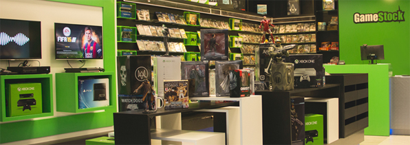 Gamestock Novo Hamburgo
