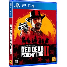 Red Dead Remption 2 PS4