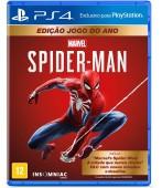 Spider-Man - Edição Jogo do Ano Ps4