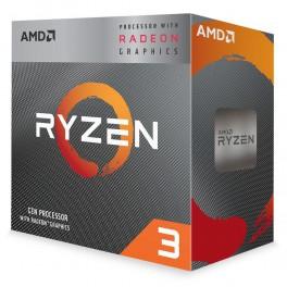 Processador AMD Ryzen 3 3200G, Cache 4MB, 3.6GHz (4GHz Max Turbo)