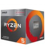 Processador AMD Ryzen 5 3400G, Cache 6MB, 3.7GHz (4.2GHz Max Turbo