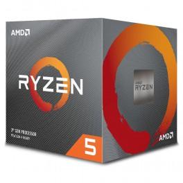 Processador AMD Ryzen 5 3600X Cache 32MB 3.8GHz (4.4GHz Max Turbo)