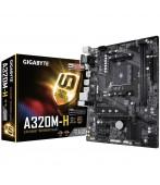 Placa-Mãe Gigabyte GA-A320M-H, AMD AM4