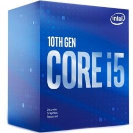 Processador Intel Core i5-10400F, Cache 12MB, 2.9GHz (4.3GHz Max Turbo)