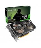 Placa de Vídeo Galax, Geforce, RTX 2060 OC Dual, 6GB, GDDR6, 192Bit