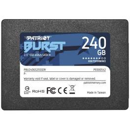 SSD Patriot 2.5 Sata III (240GB)