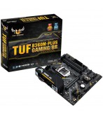 Placa-Mãe Asus TUF B360M-Plus Gaming/BR, Intel LGA 1151