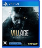 Resident Evil Village PS4 PRÉ VENDA
