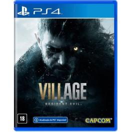 Resident Evil Village PS4 PRÉ VENDA
