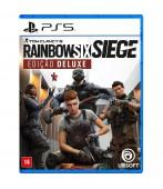 Tom Clancy's Rainbow Six Siege - Edição Deluxe PS5